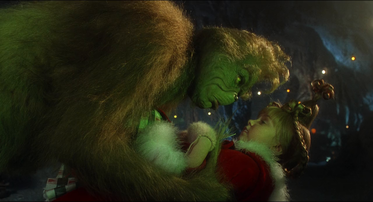 El Grinch (2000) BRRip 720p Latino - Ingles captura 2