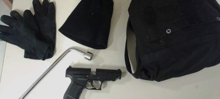 Ληστής τραυμάτισε ιδιοκτήτη περιπτέρου- Συνελήφθη επ' αυτοφώρω