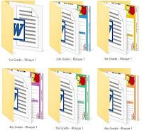 Exámenes Bimestrales Bloque 4 Primaria todos los grados