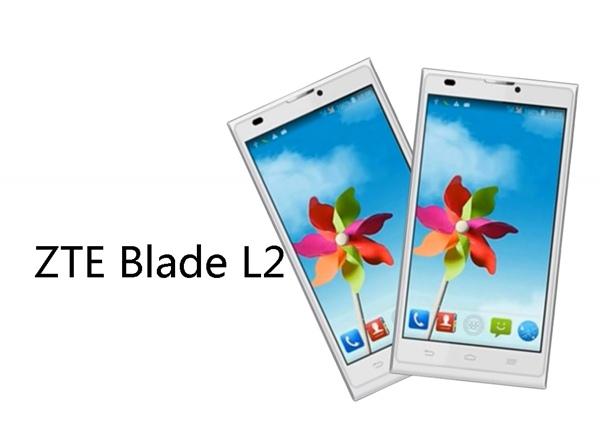 Firmware Zte Blade L2