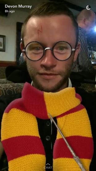 Snapchat lança filtro em homenagem a Harry Potter | Ordem da Fênix Brasileira