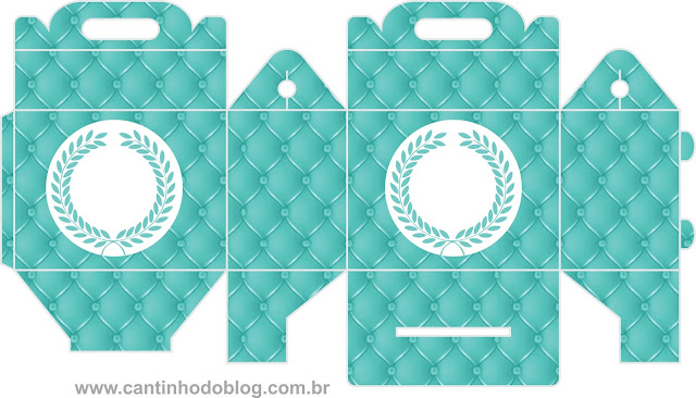 Turquoise: Free Printable Wedding Kit.