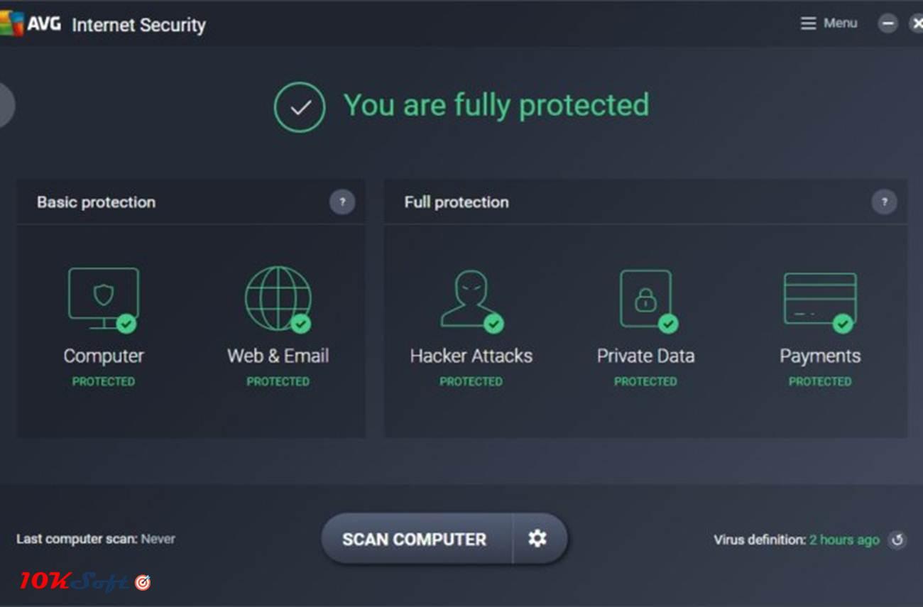 AVG Internet Security 2017 Offline Installer Download