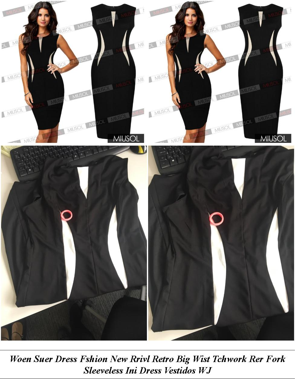 Womans Dresses - Clearance Sale - Night Dress - Very Cheap Clothes Uk