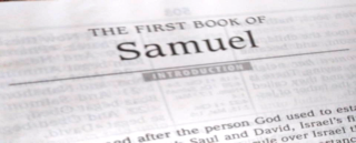 Intro to the book of I Samuel; Daily Walk with God reading plan