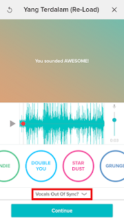 Smule Sing! Aplikasi Karaoke Untuk Android dan Iphone #17