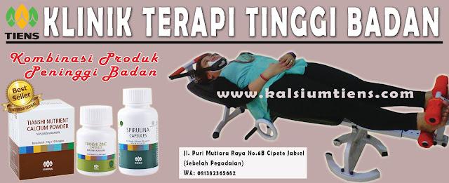 Klinik Terapi Peninggi Badan Di Jakarta | WA : 081382365782