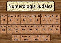 Numerologia Judaica-1