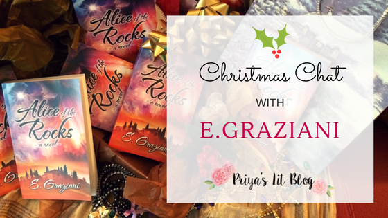 Christmas chat with E. Graziani