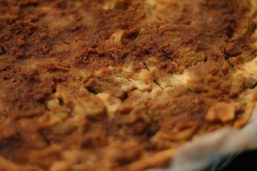 tarte-rhubarbe-dessert-soiree-food-nourriture