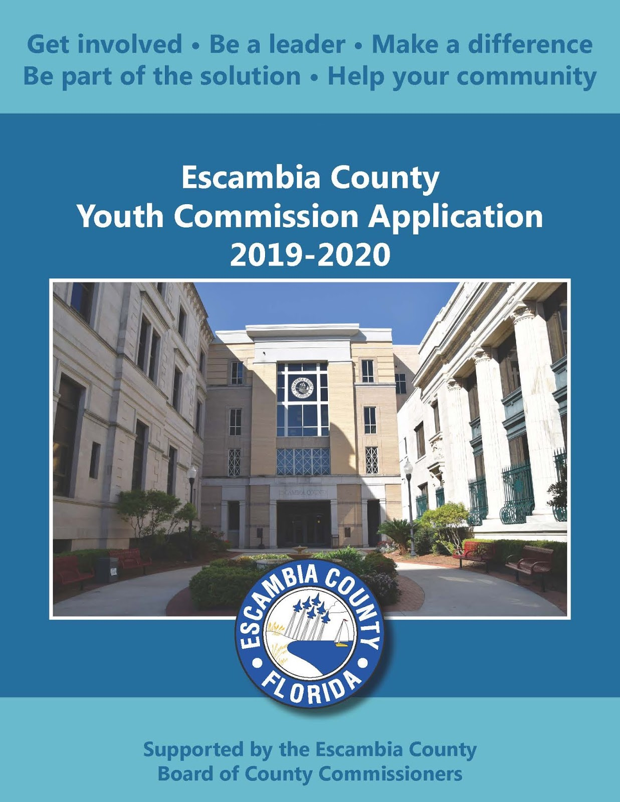 Jeff Bergosh Blog Escambia Youth Commission Takes Off This Month