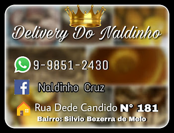 Delivery do Naldinho
