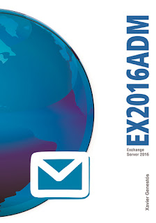 Portada frontal EX2016ADM: Exchange Server 2016