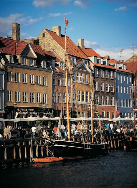 Dicas para curtir Copenhagen no verão - Nyhavn