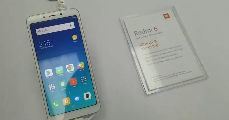 Xiaomi Redmi 6 Dan Redmi 6A: Mana Yang Harus Dibeli Dan Apa Alasannya?