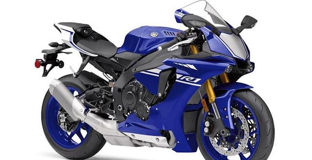 Yamaha R1 и R1M