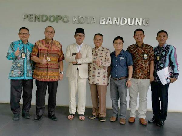 Asosiasi Pertekstilan Indonesia di Pendopo Bandung