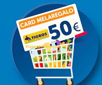 Logo ''Vinci con Parmalat 2019'' : in palio 28 Card Mela Regalo / Tigros da 50€