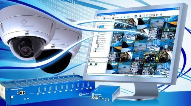 Sistema de seguridad con cameras webcam