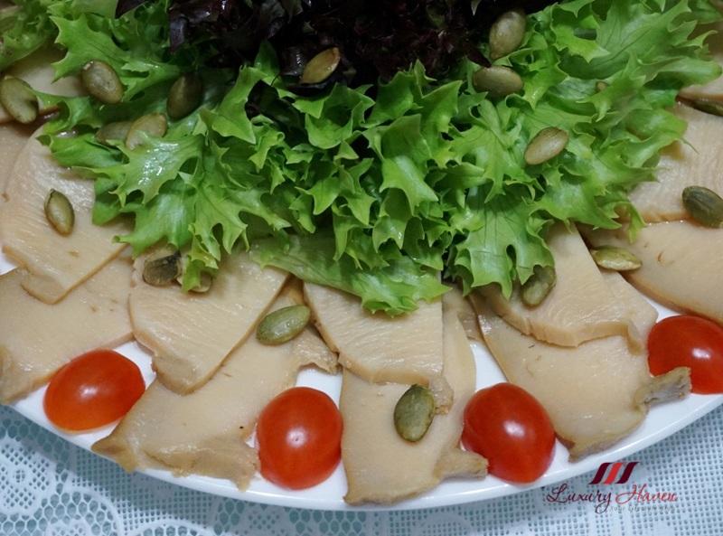 sanriku maruto wakame dressing japanese abalone salad recipe
