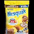 Nuevo NESQUIK® en sobres contiene 41% menos azúcar