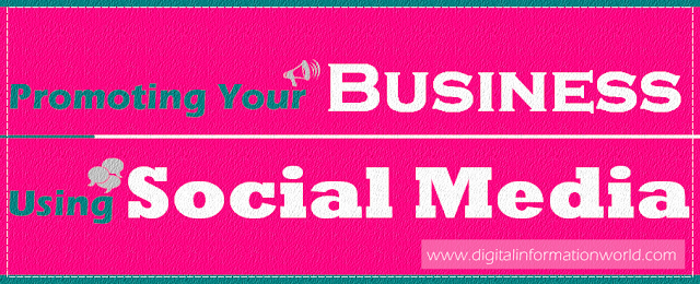 image: Promoting Your Business By Using Social Media