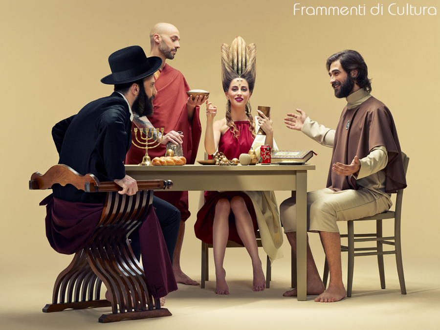 Emmaus Religioni e simbologia