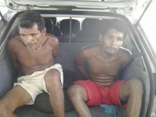 Oito detentos foram recapturados pela polícia sergipana