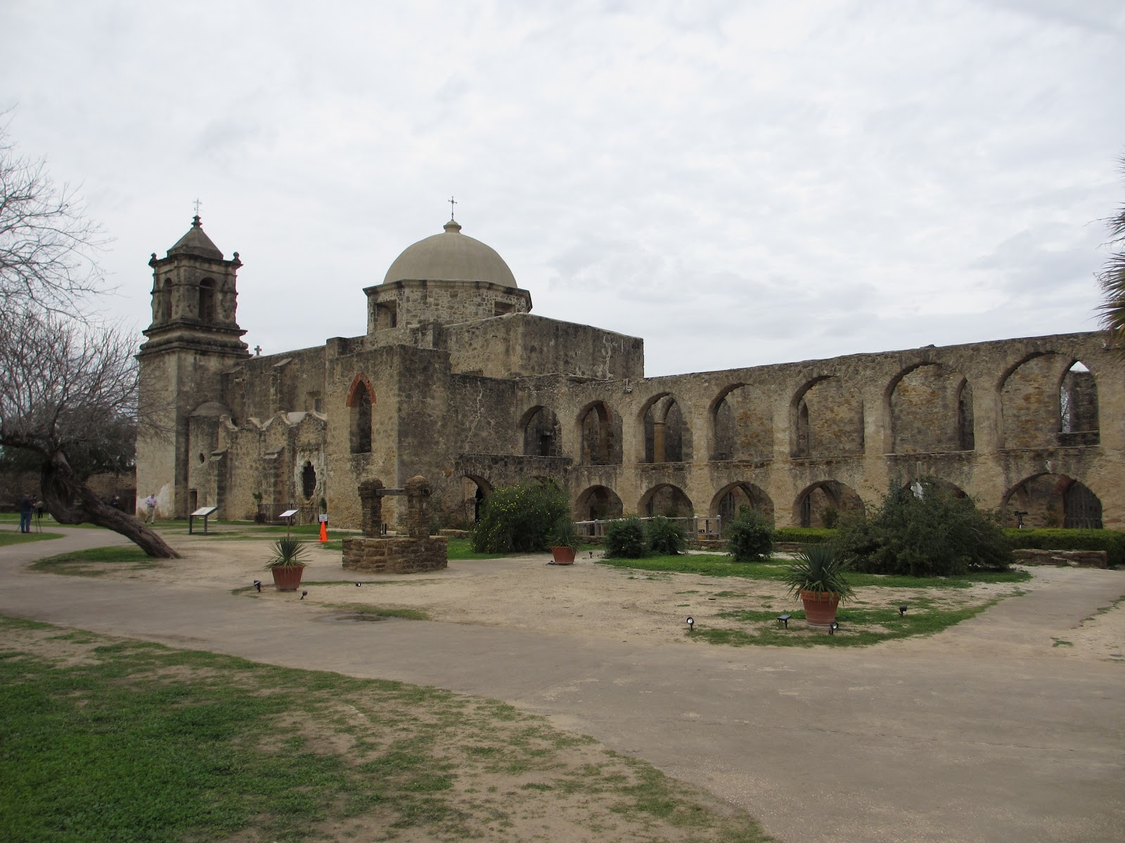 Cannundrums The Missions Of San Antonio