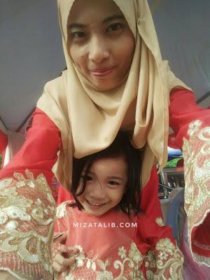 Mama Jom Selfie
