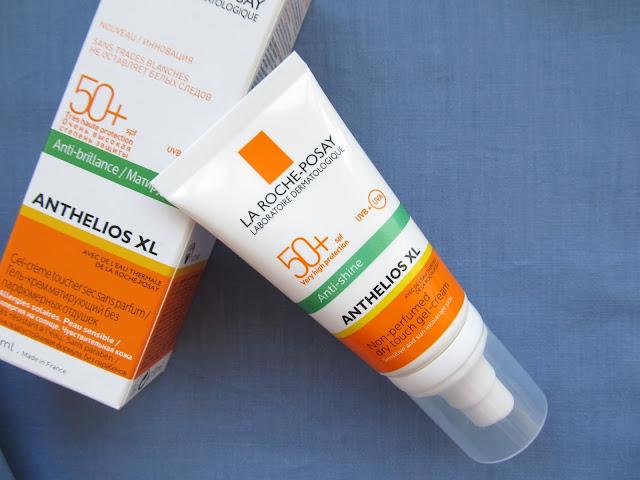 Матуючий сонцезахисний гель-крем La Roche-Posay Anthelios XL Dry Touch Gel-Cream SPF 50+