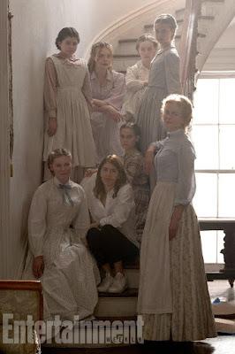 LA SEDUCCIÓN, Sofía Coppola - reparto femenino y directora