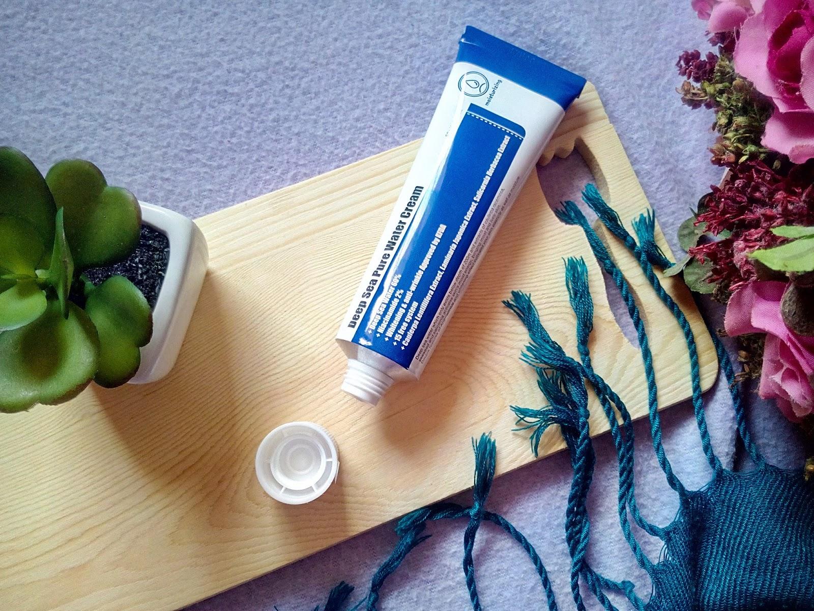 Deep Sea Pure Water Cream by Purito #16