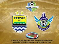 Prediksi Persib Bandung vs Persegres Gresik United Liga 1 Putaran 2