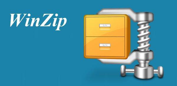 تنزيل برامج فك وضغط الملفات وين زيب 2017 للكمبيوتر والموبايل