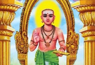 Image result for வாதவூரார், சிவபெருமான்
