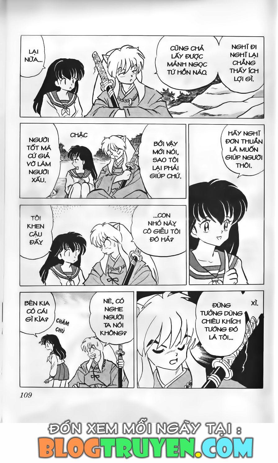 Inuyasha vol 08.6 trang 14