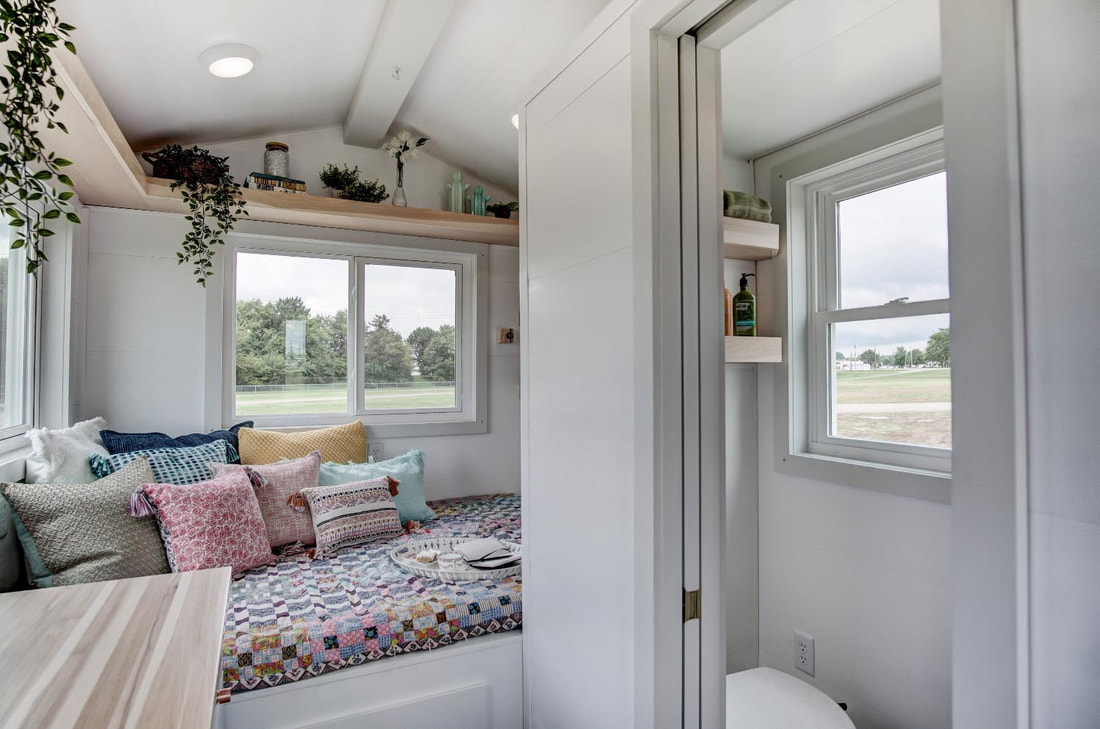 Modern Tiny House: TINY HOUSE TOWN: The Nugget From Modern Tiny Living