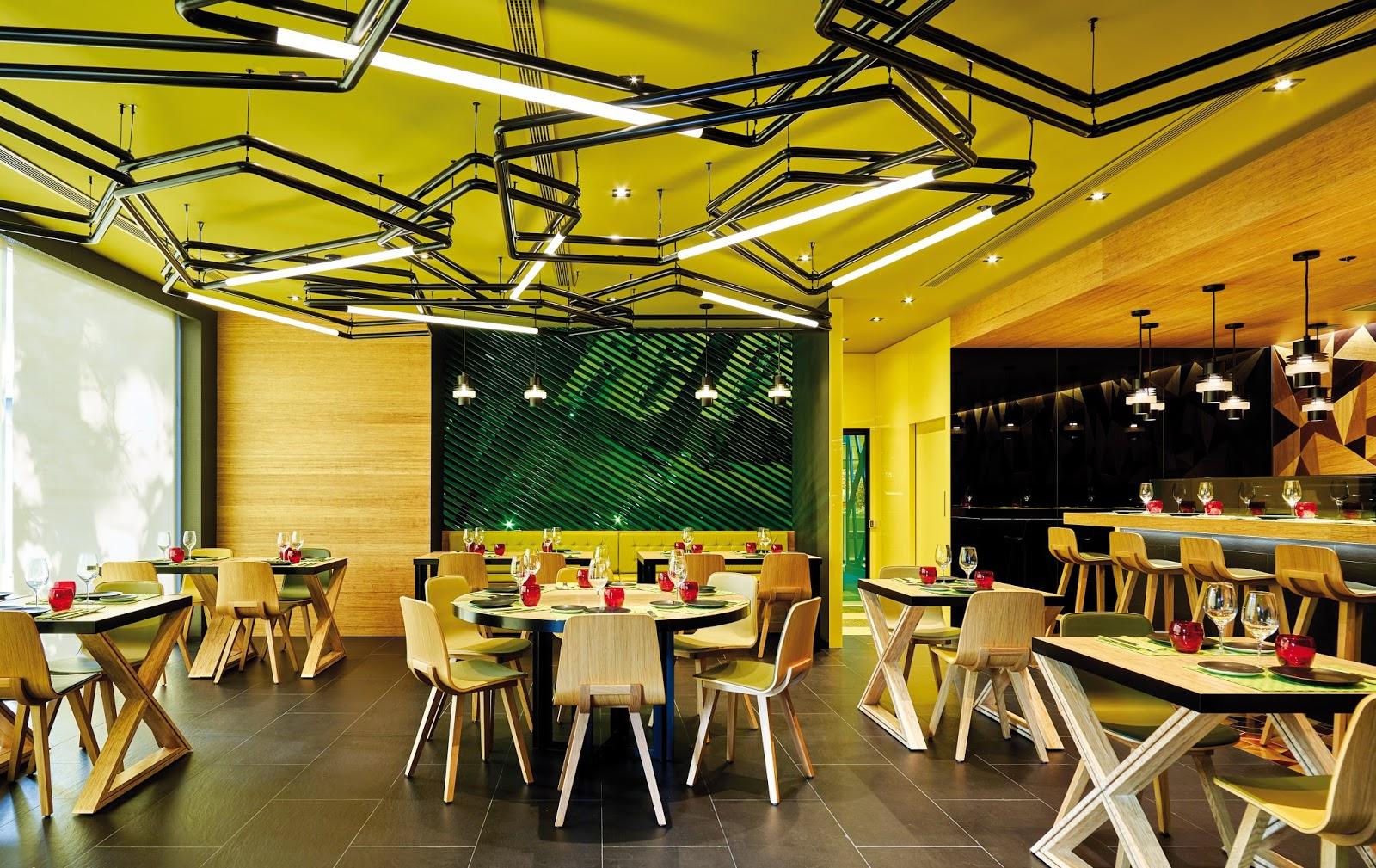 Marcel Benedito, el blog de Diseño de Interiores: Ají: arquitectura ...