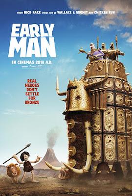 Sinopsis Film Early Man - Pertempuran di Zaman Prasejarah