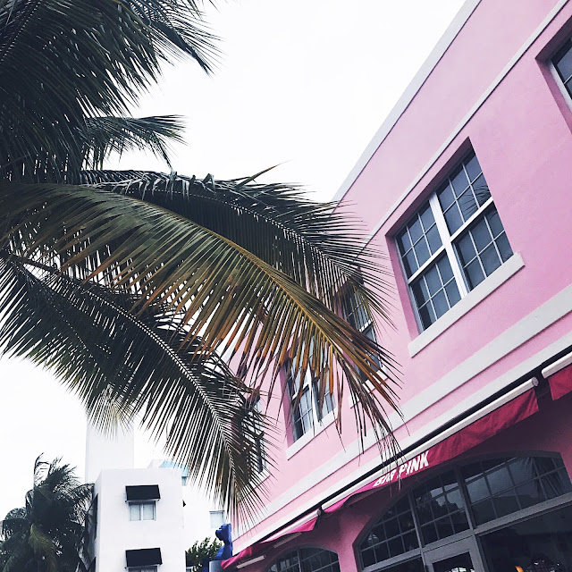big pink restaurant