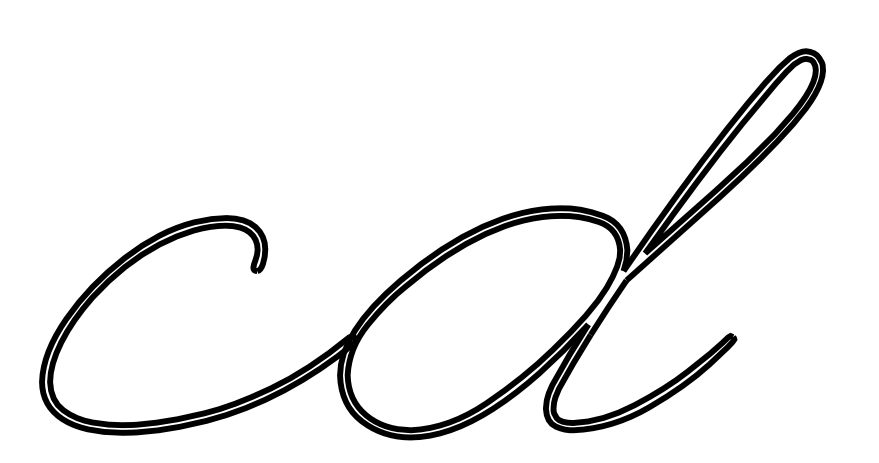 My scrapping inspiration: Convert from double to single line font