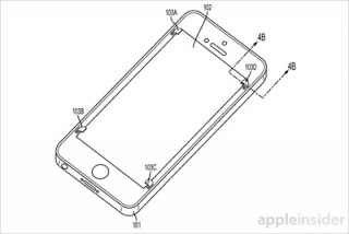 Todo sobre y para celulares: NOTA CURIOSA: Apple patenta