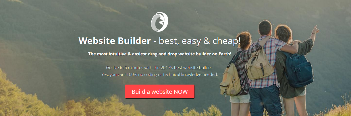 Hostinger.com website builder