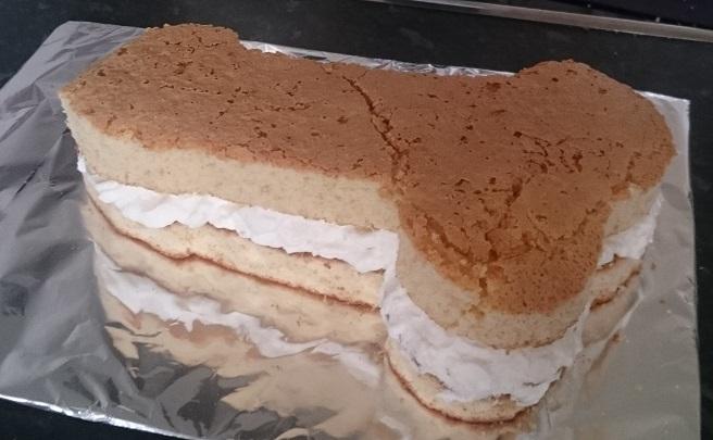 fotos de tortas en forma de pene