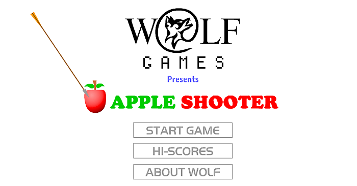 Play Apple Shooter One Flash Game
