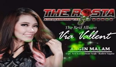 Download - ANGIN MALAM ( Via Vallen ) The Rosta mp3