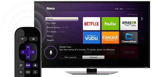 The Walking Useless on Roku Platform