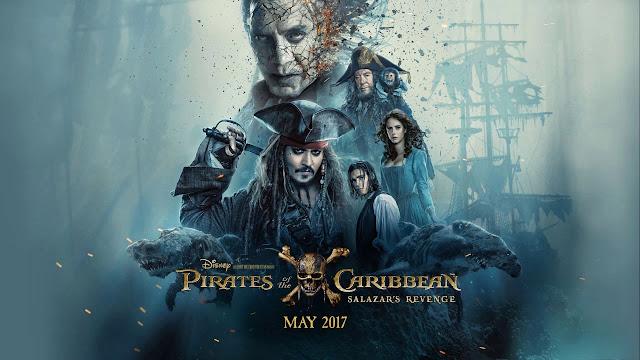 Pirates of the Caribbean 5 : Dead Men Tell No Tales (2017) Subtitle Indonesia BluRay 1080p 720p [Google Drive]