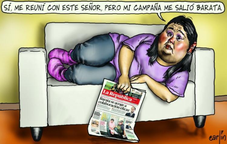 Carlincaturas Martes 14 Febrero 2017 - La República